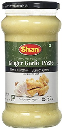 Shan - Ginger Garlic Paste - 700g, Premium Quality - Ginger Paste
