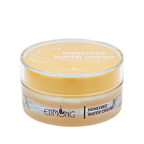 Face-Moisturizer-Honey-Cream-Korean-Skin-Care-Moisturizer-Honeybee-Natural-Facial-Moisturizing-Cream-For-Women-Men-Kids-For-Both-Dry-And-Oily-Skin-As-Day-Cream-Soothing-Cream-Sleep-Cream-Night-Cream-B