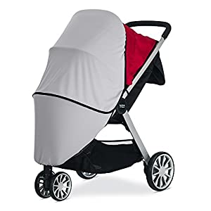 Britax B-Lively Stroller UPF 50+ Sun and Bug Cover