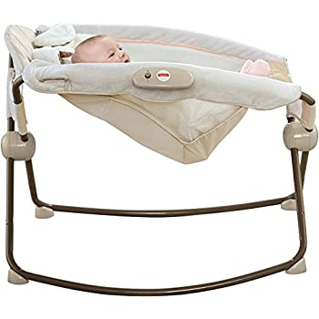 Fisher-Price Deluxe Rock 'n Play Sleeper, Snugapuppy