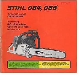 Stihl 066.