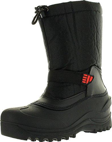 Climatex X Mens Ysc5 Snö Boot Black-05