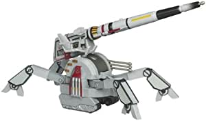 Star Wars The Clone Wars Republic AV-7 Mobile Cannon Vehicle