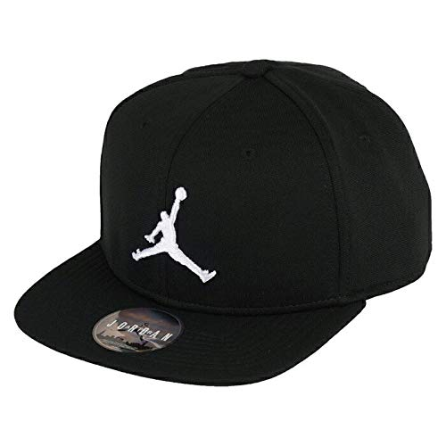 c8eac5ccd76 Galleon - Nike Mens Jordan Jumpman Snapback Hat Black White 861452-013