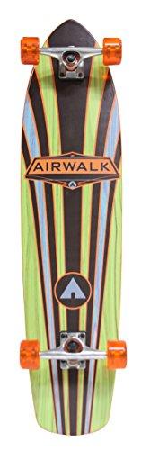 Airwalk Longboard, Green, 36-Inch (Skateboards Airwalk)