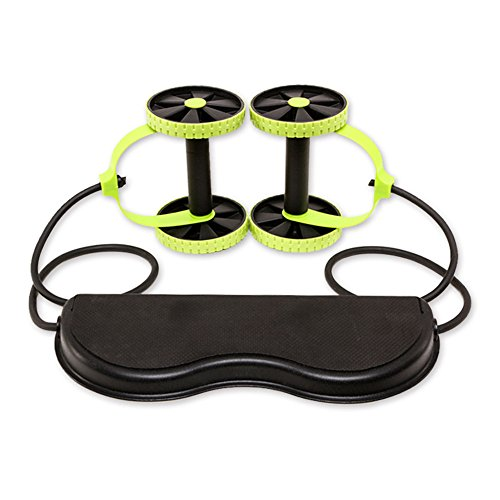 Abdominal Wheel Puller Abdominal Muscle Abdomen Abdomen Abdomen Abdomen Thin Waist Abdominal Exercises For Indoor Home Gym 500 Skid Pipe