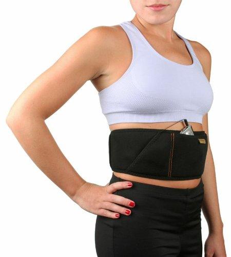 PCHLife 101336 BL Plus Digital Pulse Massager - Blue Belt Combo Set