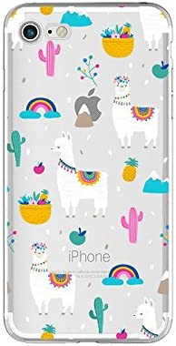 iPhone SE (2020) Case/iPhone 8 Case/iPhone 7 Case(4.7inch),Blingy's Fun Animal Style