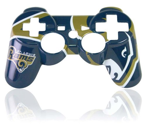 PS3 Official NFL St Louis Rams Controller -