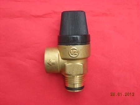 BIASI GARDA M90F.24SR /& M90F.28SR BOILER PRESSURE RELIEF VALVE BI1131100 NEW