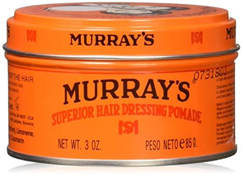 Murray's Superior Hair Dressing Pomade, 3Oz - 12 pieces