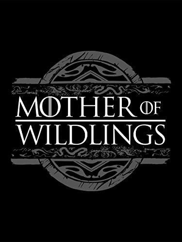 Borsa Tote Mother Of Wildlings 38 x 42 cm in nero Sitio Oficial De Salida Caliente Venta Online A Hoy El Envío Libre 100% Auténtico Aclaramiento Buena Venta PTUM3