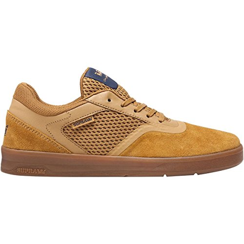 Supra Men's Saint Shoes,10.5,Tan-Gum ()