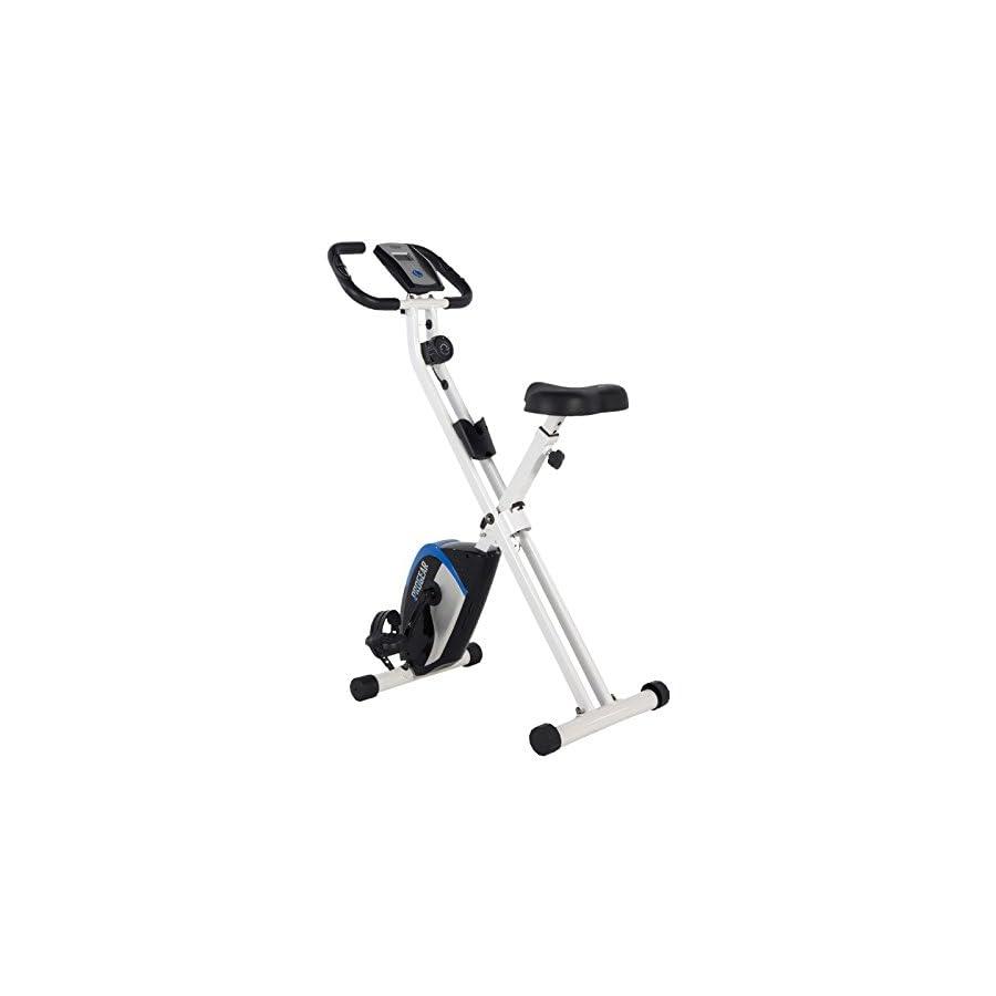 ProGear Foldable Magnetic Upright Bike