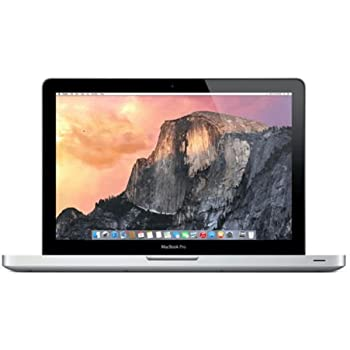 Apple Macbook Pro 13.3-inch 500GB Intel Core i5 Dual-Core Laptop - Silver  (Refurbished) 32c6025e0d9c3