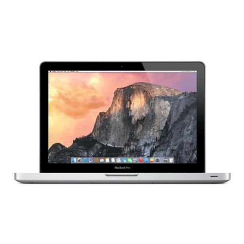 Apple MacBook Pro MD101LL/A 13.3-inch Laptop (2.5Ghz, 4GB RAM, 500GB HD) (Refurbished)