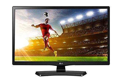 """200 opinioni per Monitor TV 24"""" HD 24 Pollici Digitale Terrestre DVB-T2 e Satellitare DVB-S2"""