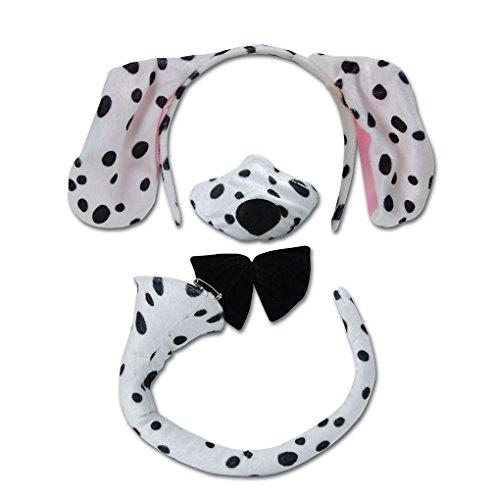 Dalmatian Animal Set with Sound - Dress Up Kit