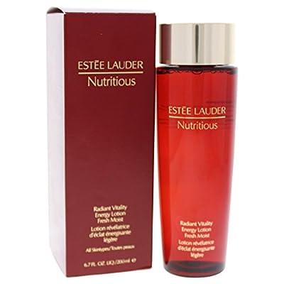 Estee Lauder Nutritious Radiant Vitality Energy Lotion, Fresh Moist, 6.7 Ounce