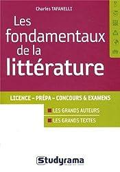 Les fondamentaux de la littérature
