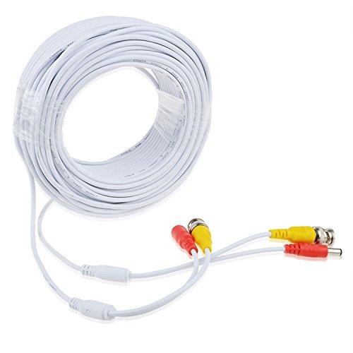 AT LCC 100フィート BNC ビデオ電源ケーブル LHV100800 LHV210800 LHV101600 LBV2521B用   B07MQPLS64