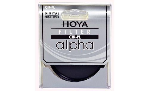Hoya 49mm Alpha Circular Polarizer Filter by Hoya