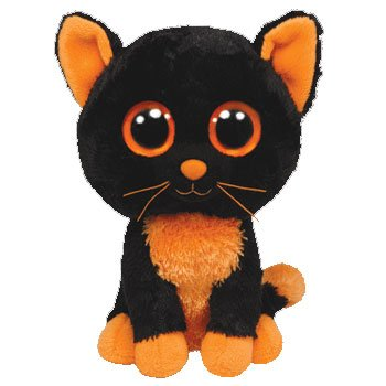 Ty Beanie Boos Moonlight - Black Cat]()