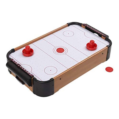 Virhuck 미니에 어 하 키 게임 미니 테이블 20 인치 큐트 테이블 아이 들과 어른 용 / Virhuck Mini Air Hockey Game Mini Table 20 inch Cute Table For Kids and Adults