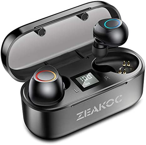 ZEAKOC Bluetooth Headphones Cancelling Waterproof product image