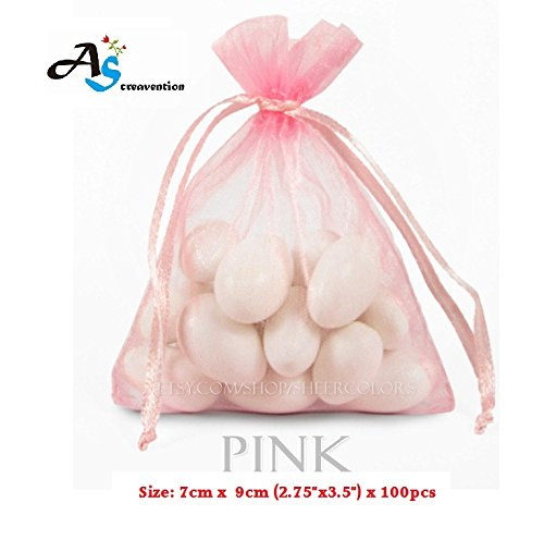 Candy Pink Bag - 6