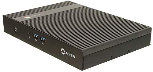(AOPEN CHROMEBOX Commercial 2, Intel Celeron 3865U, 4GB DDR4, 32GB SSD)