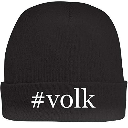 - #Volk - A Nice Hashtag Beanie Cap, Black, OSFA