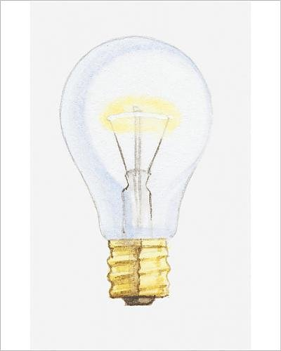 photographic lightbulb - 2