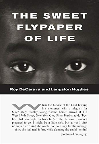 Books : Roy DeCarava and Langston Hughes: The Sweet Flypaper of Life