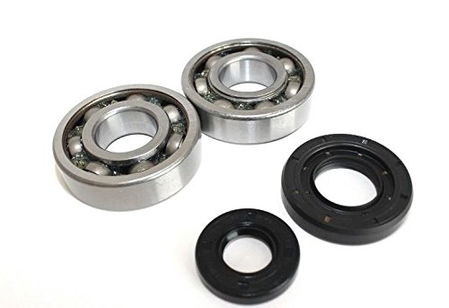 Bearing Main Crank (Main Crank Shaft Bearings and Seals Kit Yamaha YZ250 2001 2002 2003 2004 2005)