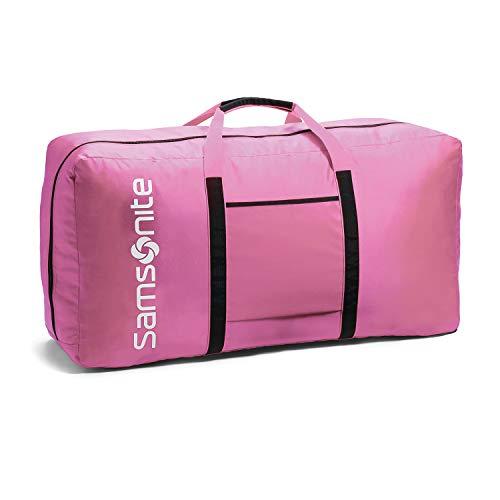 Samsonite Tote-A-Ton 32.5-Inch Duffel Bag, Bubble Gum Pink, Single