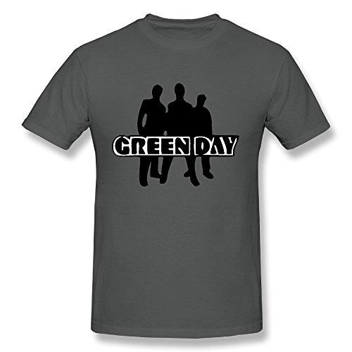 LPTTED Jersey T-Shirt - Green-Day For Men's S Asphalt