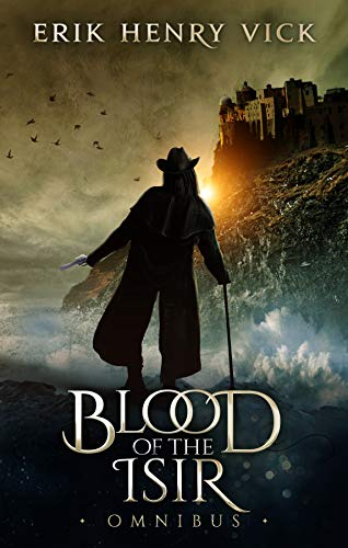 An award-winning epic dark fantasy series steeped in Norse mythology spanning more than 2000 pages.Blood of The Isir Omnibus by Erik Henry Vick