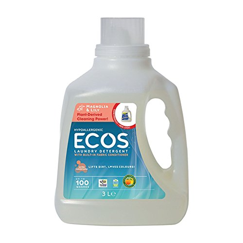 (100 Oz Ecos Magnolia and Lilies Ultra Laundry Liquid)