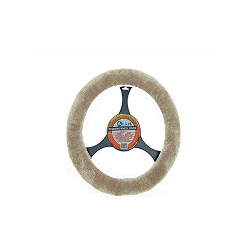 fleece steering wheel cover - 3