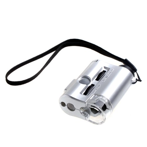 Led Lighted Pocket Microscope - 9