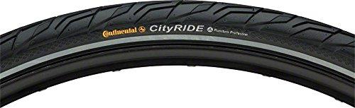 (Continental City Ride II 26x1-3/8 Reflex w/Steel Bead )