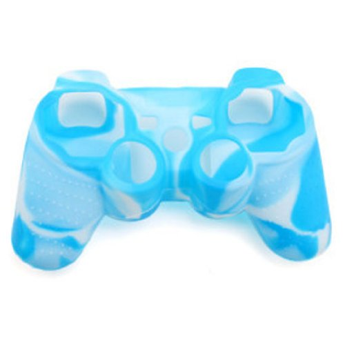 Sudroid Silicone Skin Case Cover For Sony PS3 PS2 Controller (Ps3 Controller Cover Case compare prices)
