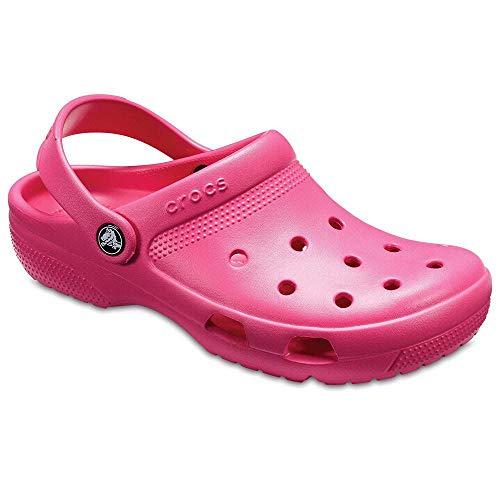Crocs Unisex Coast Clog Paradise Pink 1 10 Women / 8 Men M US