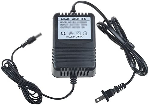 12V 4A AC-AC Adapter Charger for U120320AB4 Fiber Optic Xmas Tree Power Cord