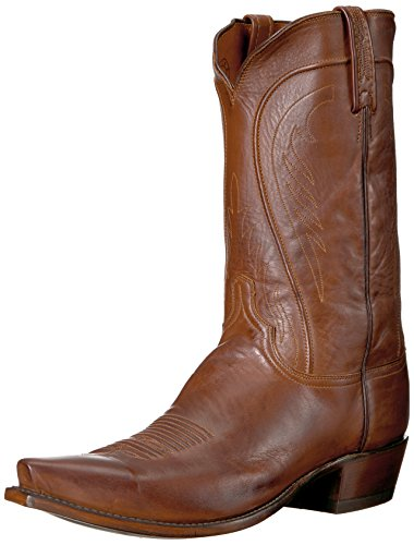 - 1883 by Lucchese Men's N1596.54 Western Boot,Tan,10.5 D US