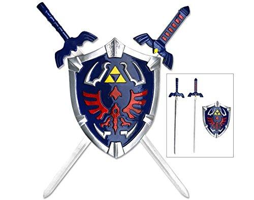 Swordmaster - LEGEND OF ZELDA COMBO MINI MASTER - Links Master Sword Real Steel