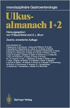 Book Ulkusalmanach 1+2 (Interdisziplinäre Gastroenterologie)