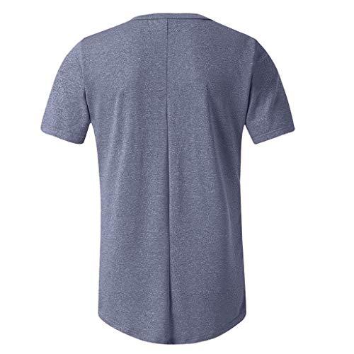 T T Uomo shirt Blu Blu Blu shirt Uomo Heetey shirt Heetey Heetey Uomo T EFTtnq