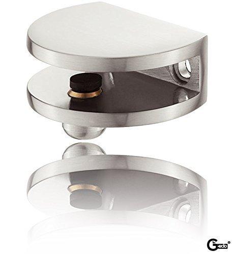 2 opinioni per GedoTec Larghezza piano vetro Elemento portante di vassoio di clip